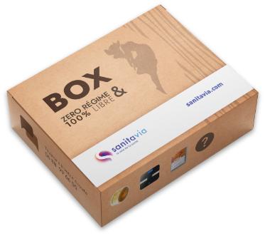box minceur sans régime sanitavia 2020