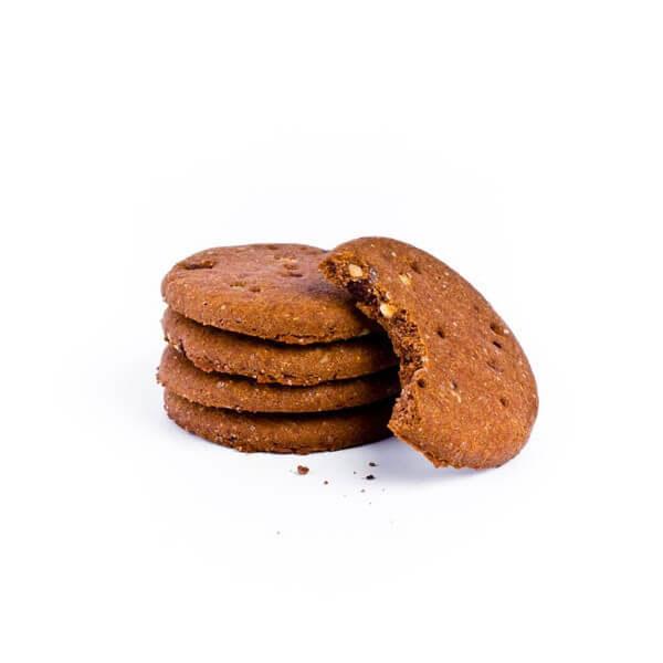 Biscuit Protéiné Cacao Noisettes