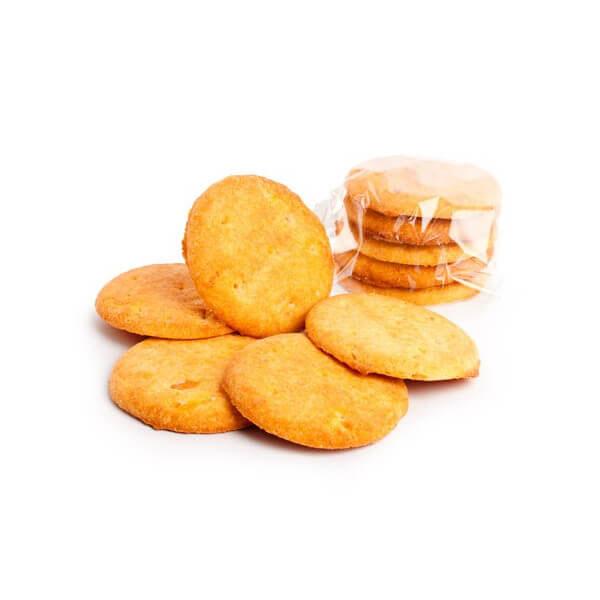 Biscuit Protéiné Orange